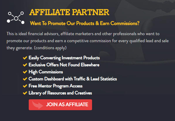 Regal Assets Wealth Partners - Join as an Affiliate - RA Wealth Partners